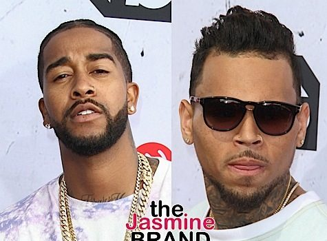 (EXCLUSIVE) Omarion Accused of Stealing Chris Brown's Music, Hit With Lawsuit