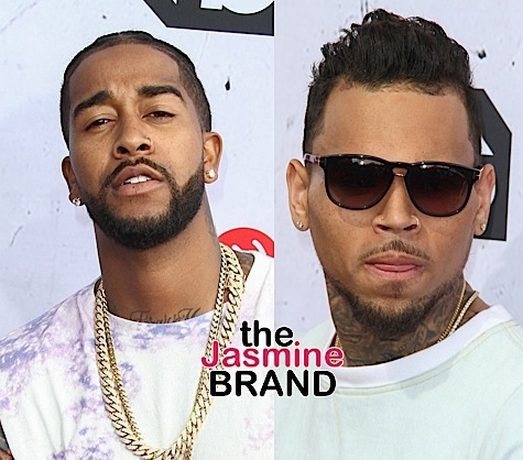 (EXCLUSIVE) Omarion Denies Stealing Chris Brown's Music, Wants Lawsuit Dismissed
