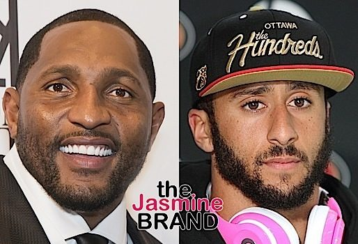 Ray Lewis Disagrees With Colin Kaepernick Protesting National Anthem