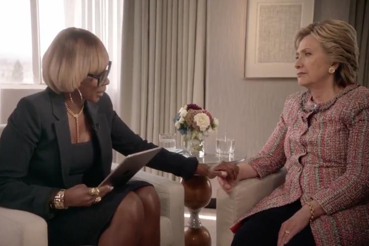 Hillary Clinton 'Heartbroken' By Recent Killings of Unarmed Black Men By Police