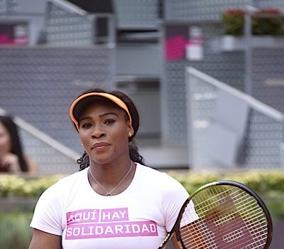 Serena Williams On Fear Of Driving While Black: I won't be silent.