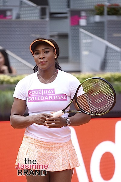 Serena Williams On Fear Of Driving While Black - Serena Williams