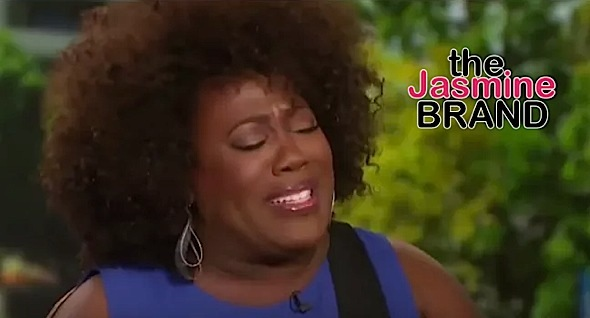 Sheryl Underwood In Tears Over Police Brutality: We black & I'm afraid to drive my damn car! [VIDEO]