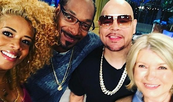 Kelis, Joe Budden & Remy Ma to Appear On 'Martha & Snoop' [Photos]