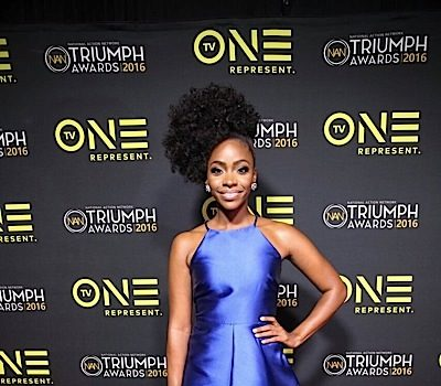 Teyonah Parris To Star In CBS Pilot 'Murder'