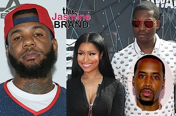 The Game Says Meek Mill Snitched On Safaree Samuels On 'Pest Control' [New Music]