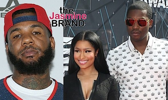 The Game Disses Meek Mill & Nicki Minaj On '92 Bars' [New Music]