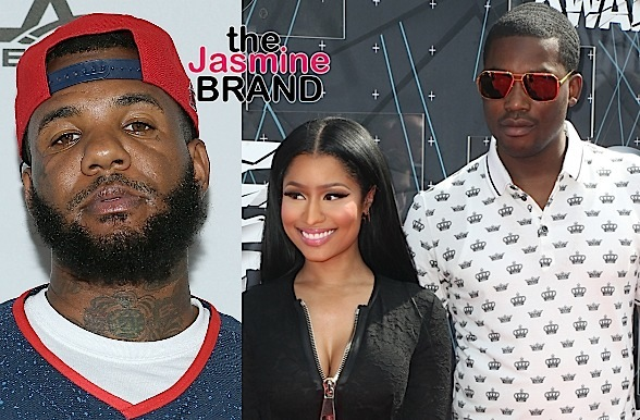 The Game, Nicki Minaj, Meek Mill