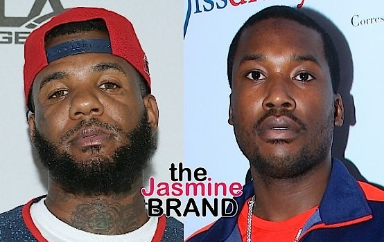 The Game Threatens To Fight Meek Mill: When you see me, square up. [VIDEO]