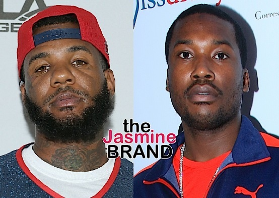 Image result for meek mill vs the game