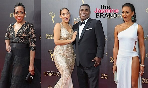 Tracy Morgan, Tichina Arnold & Mel B Hit Creative Arts Emmys + See Complete Winners' List