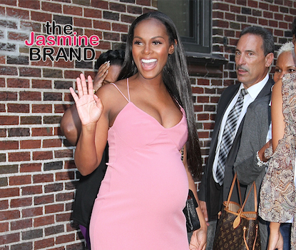 (UPDATE) Tika Sumpter Welcomes Daughter Ella-Loren, Vents About Parenthood: It ain't no joke!