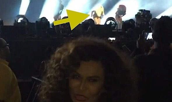 Watch Mama Tina Lawson Dance Along To Beyonce + Bey Brings Out Big Freedia In NOLA [VIDEO]