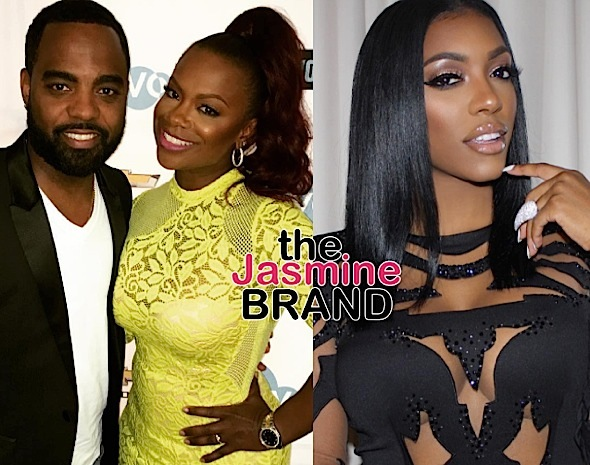 Porsha Williams Accuses Kandi Burruss & Husband Of Asking For A Three-Some [RHOA Super Trailer]