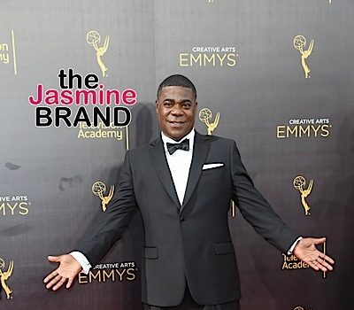Tracy Morgan 'Became Emotional & Started Crying' As He Visited Rehab Center Where He Recovered From Near-Fatal Car Accident