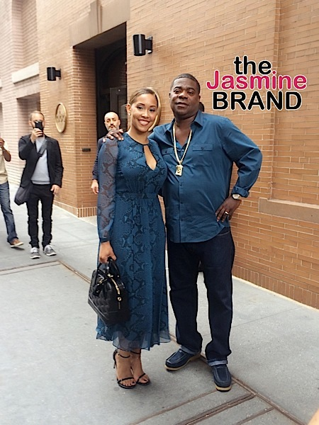 tracy morgan wife-the jasmine brand