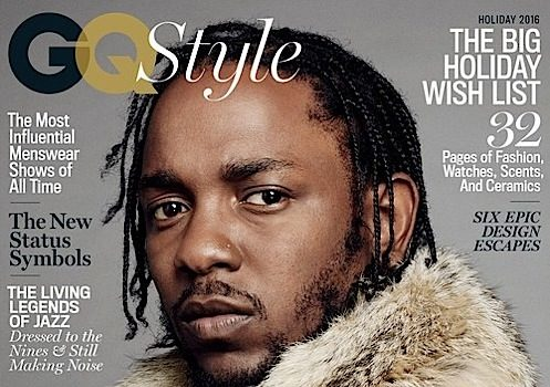 Kendrick Lamar Explains Why He Meditates + See His GQ Spread [Photos]