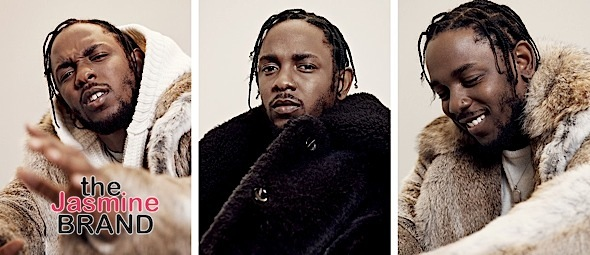 Kendrick Lamar Explains Why He Meditates + See His GQ Cover [Photos]