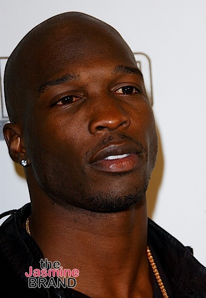 (EXCLUSIVE) Chad 'Ochocinco' Johnson Pulled Over