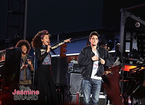 Alicia Keys Shuts Down NYC With Jay Z, Nas & John Mayer