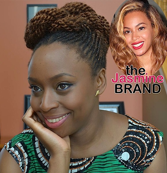 Author Chimamanda Ngozi Adichie Felt Resentment When Beyonce Sampled Her For 'Flawless'