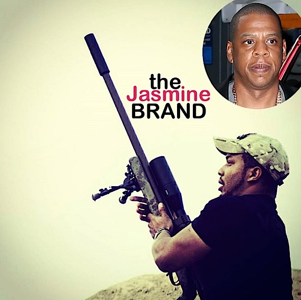 Jay Z Will Produce Series About 1st African American Special Ops Sniper