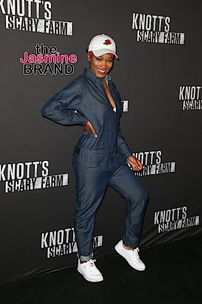 2016 Knott's Scary Farm Black Carpet Event - Arrivals