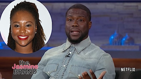 Kevin Hart Blames Himself For Ruining 1st Marriage To Torrei Hart: I take responsibility. [VIDEO]