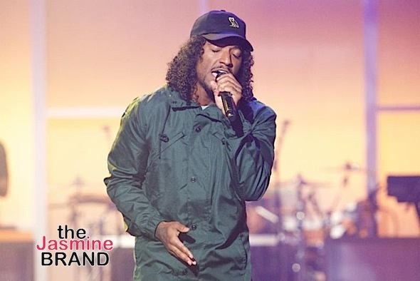 "Lloyd, Joe, Lion Babe, Dreezy, Kevin Ross Spotted at TV One's ""Verses & Flow"""