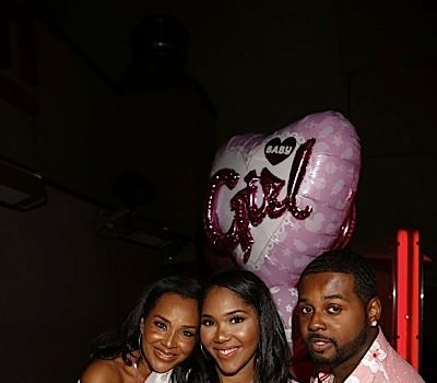 LisaRaye's Daughter Kai Morae Celebrates Baby Shower + Elise Neal, Kym Whitley Attend [Photos]