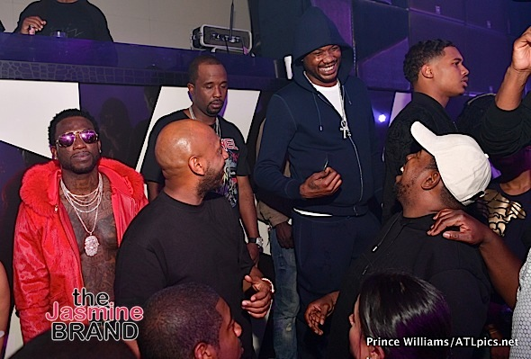 Meek Mill, Young Thug, Gucci Mane, 2 Chainz, Keyshia Dior Party in ATL [Photos]