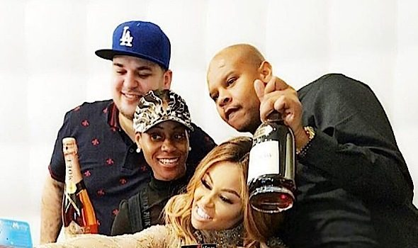 Inside Blac Chyna & Rob Kardashian's Baby Shower [Photos]