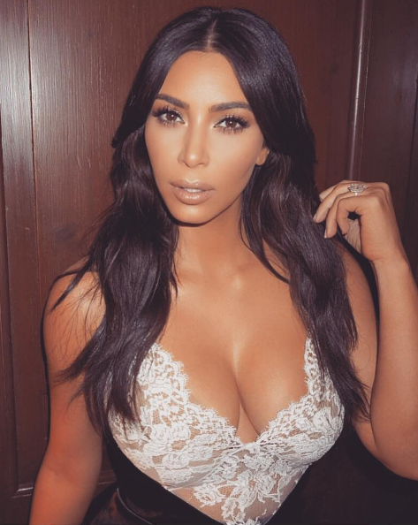 Kim Kardashian: You can say a lot of things about me, but you cannot say I don't work hard.