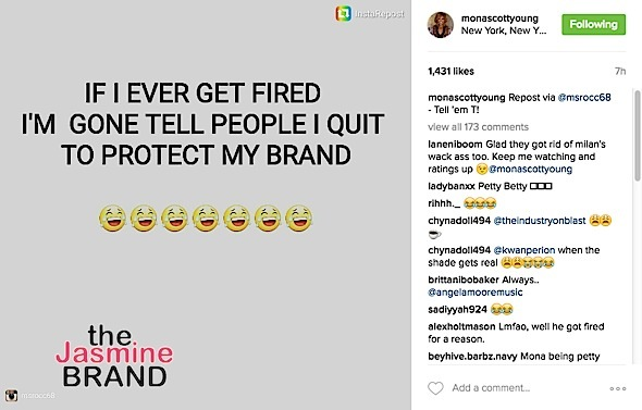 Mona Scott-Young Hints Soulja Boy Was Fired From Love & Hip Hop