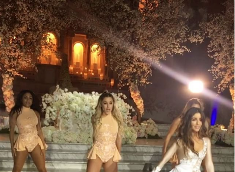 This Bride Performs An Epic Beyonce Inspired Wedding Dance To Her Groom [VIDEO]