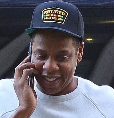 Jay Z Is A Retired Drug Dealer [Photos]