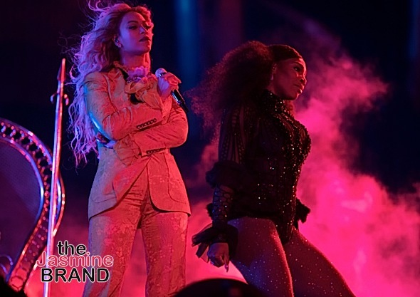 Beyonce Brings Out Jay Z, Serena Williams, DMX, Kendrick Lamar For Final 'Formation World Tour' Concert [VIDEO]