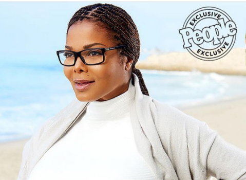 Janet Jackson Reveals Baby Bump: We thank God for our blessing! [Photos]