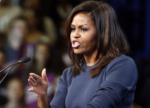 Michelle Obama Says Donald Trump's Comments About Women Are Cruel & Frightening