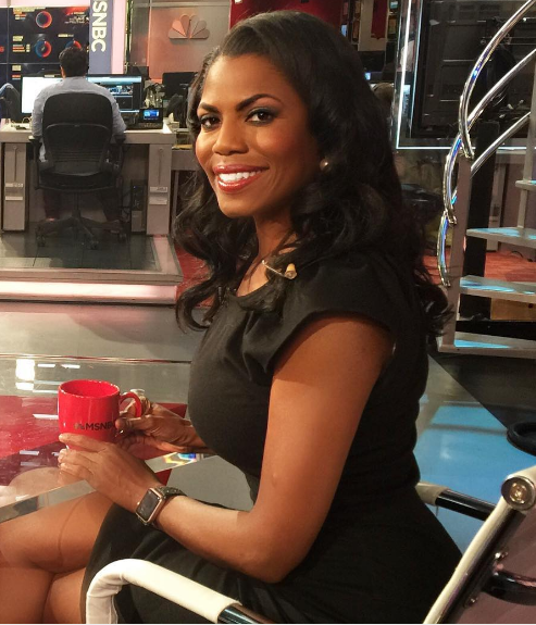 Omarosa Prepping Talk Show