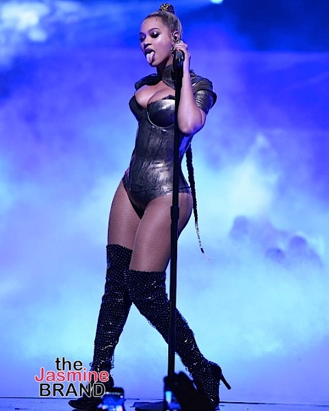 Beyonce Nails TIDAL Show: Slays Performance, Has Minor Ear Injury + Encourages EVERYONE to Vote [VIDEO]