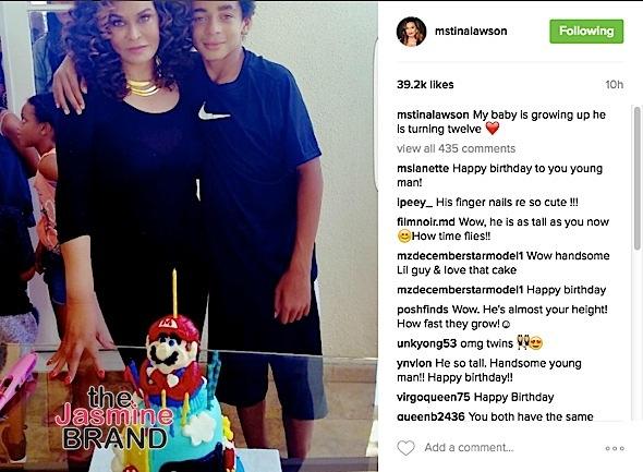 Solange Knowles Ex Hubby Makes Rare Public Appearance, Celebrates Son Julez's 12th Birthday