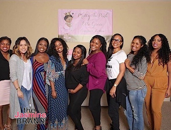 Inside Keshia Knight-Pulliam's Baby Shower
