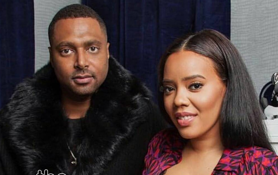 Angela Simmons Debuts Newborn Son & Rumored Husband