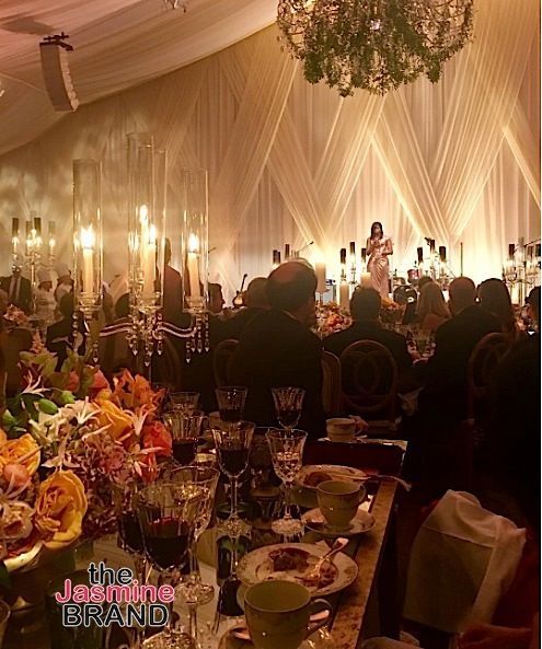 Inside President Obama's Final State Dinner: Chance The Rapper, Frank Ocean, Tamron Hall, Gwen Stefanie Spotted [Photos]