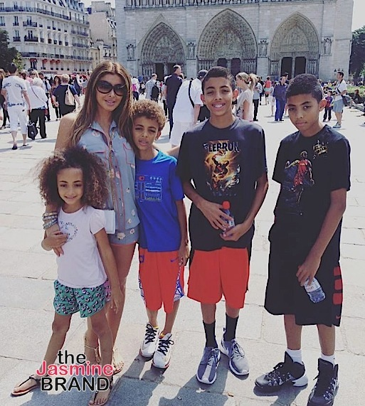 Scottie Pippen & Wife Larsa Involved In Domestic Disturbances