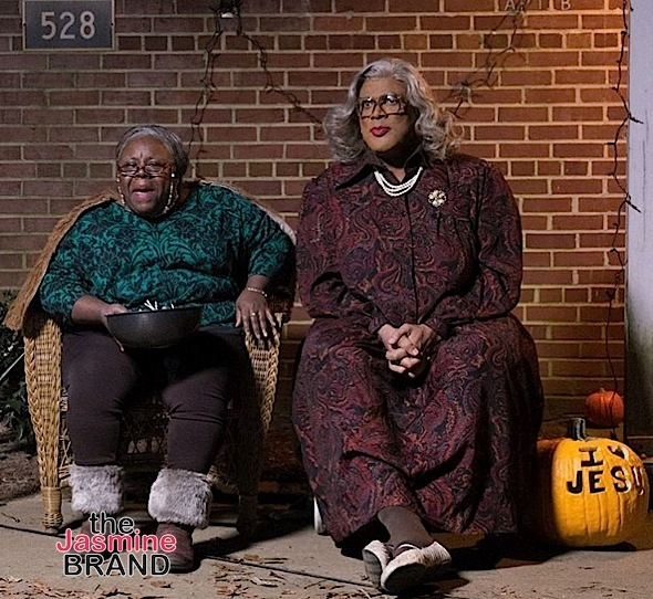 Tyler Perry's 'A Madea Halloween' Tops Box Office