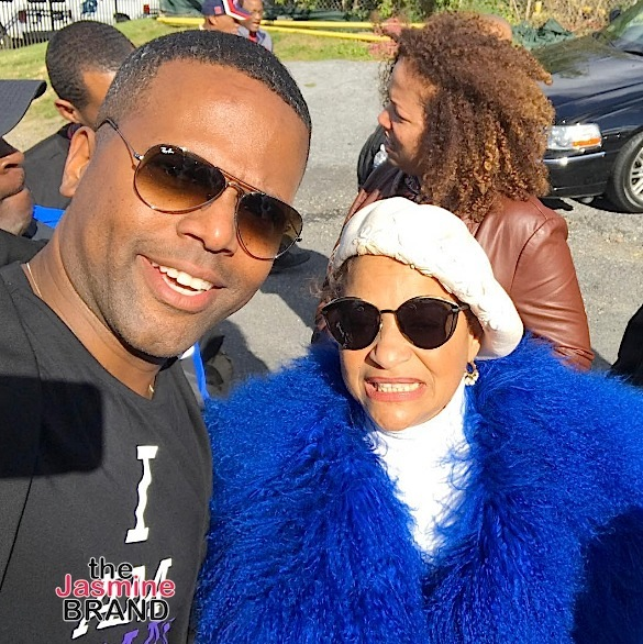 Celebs Attend Howard University's Homecoming: Lance Gross, Wale, Debbie Allen, Anthony Anderson, Yandy Smith, Fabolous, Rev Al Sharpton, AJ Colloway, Terrence J [Photos]