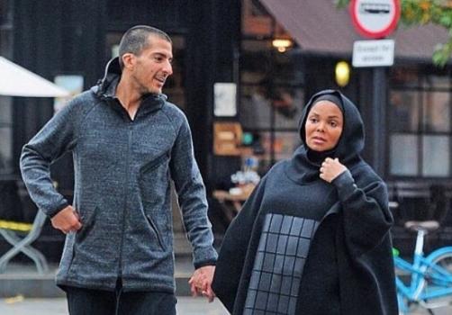 Janet Jackson & Husband Make 1st Public Appearance Since Pregnancy Announcement