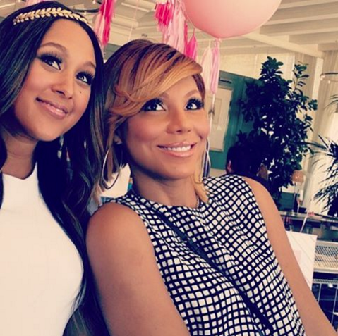 Tamera Mowry-Housley Says This About Tamar Braxton Being Fired From 'The Real'